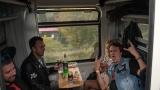 Prasofest ve vlaku (50 / 150)