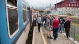 Prasofest ve vlaku - Železná Ruda (82 / 150)