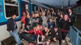 Prasofest ve vlaku - Železná Ruda (84 / 150)