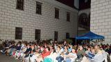 Pozdní Sběr na první zastávce Castle tour 2017 v Třeboni (58 / 58)