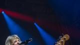 Suzi Quatro se svou Rock And Roll basou vyprodala velký sál Lucerny v Praze. (10 / 55)