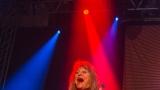 Suzi Quatro se svou Rock And Roll basou vyprodala velký sál Lucerny v Praze. (13 / 55)