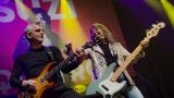 Suzi Quatro se svou Rock And Roll basou vyprodala velký sál Lucerny v Praze. (8 / 31)