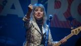 Suzi Quatro se svou Rock And Roll basou vyprodala velký sál Lucerny v Praze. (14 / 31)