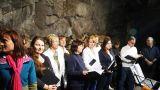 Pěvecké sbory v podzemí  příbramského dolu (10 / 26)