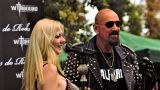 Marquis Rock rozjel oslavu svých padesátin ve velkém stylu, a to pozváním Witchbound z ex-Stormwitch, Halford a mnoho dalších umělců v nezapomenutelné show (14 / 200)