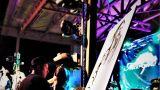 Marquis Rock rozjel oslavu svých padesátin ve velkém stylu, a to pozváním Witchbound z ex-Stormwitch, Halford a mnoho dalších umělců v nezapomenutelné show (77 / 200)