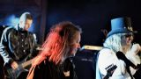 Marquis Rock rozjel oslavu svých padesátin ve velkém stylu, a to pozváním Witchbound z ex-Stormwitch, Halford a mnoho dalších umělců v nezapomenutelné show (182 / 200)