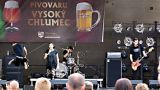Ve Vysokém Chlumci proběhly pivní slavnosti místního pivovaru (36 / 147)