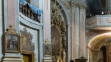 Adventní koncert Lucie Bílé v kostele v Obořišti (2 / 27)