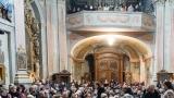 Adventní koncert Lucie Bílé v kostele v Obořišti (3 / 27)