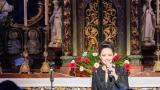 Adventní koncert Lucie Bílé v kostele v Obořišti (8 / 27)
