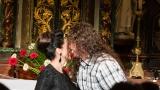 Adventní koncert Lucie Bílé v kostele v Obořišti (16 / 27)