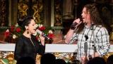 Adventní koncert Lucie Bílé v kostele v Obořišti (18 / 27)