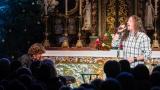 Adventní koncert Lucie Bílé v kostele v Obořišti (22 / 27)