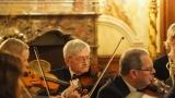 Příbramská filharmonie v zrcadlovém sále dobříšského zámku (11 / 26)