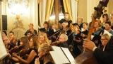 Příbramská filharmonie v zrcadlovém sále dobříšského zámku (9 / 26)