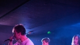 Hardcorový večer v Rock café přitáhl spoustu fanoušků. (8 / 89)