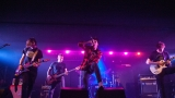 Hardcorový večer v Rock café přitáhl spoustu fanoušků. (30 / 89)