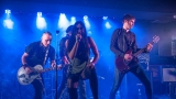"""Pražský klub Rock Café v pátek vzdoroval náporu pořádného  ,,Pure"""" Rock'N'Rollu (50 / 114)"""