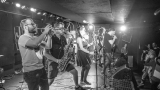 """Pražský klub Rock Café v pátek vzdoroval náporu pořádného  ,,Pure"""" Rock'N'Rollu (112 / 114)"""