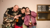 Příznivci punku v Plzni vzdali znovu hold legendě Sidu Viciousovi (215 / 246)
