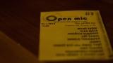 Open Mic v Kralupech podruhé (4 / 75)