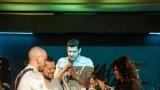 Na křest desky nového hudebního projektu bubeníka Tokhiho dorazila celá řada známých tváří v čele s Ilonou Csákovou, Miro Šmajdou a Michalem Kavalčíkem (5 / 39)