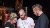 Na křest desky nového hudebního projektu bubeníka Tokhiho dorazila celá řada známých tváří v čele s Ilonou Csákovou, Miro Šmajdou a Michalem Kavalčíkem (27 / 39)