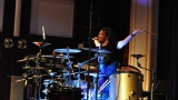 Miloš Meier – Drumming syndrome 11. dubna v Písku (6 / 60)