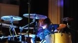 Miloš Meier – Drumming syndrome 11. dubna v Písku (8 / 60)