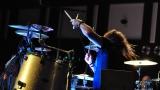 Miloš Meier – Drumming syndrome 11. dubna v Písku (11 / 60)