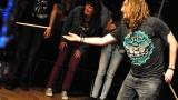 Miloš Meier – Drumming syndrome 11. dubna v Písku (25 / 60)