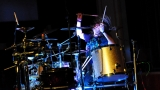 Miloš Meier – Drumming syndrome 11. dubna v Písku (37 / 60)