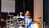 Miloš Meier – Drumming syndrome 11. dubna v Písku (41 / 60)