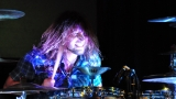 Miloš Meier – Drumming syndrome 11. dubna v Písku (49 / 60)