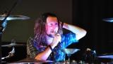 Miloš Meier – Drumming syndrome 11. dubna v Písku (54 / 60)