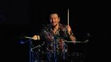 Miloš Meier – Drumming syndrome 11. dubna v Písku (56 / 60)