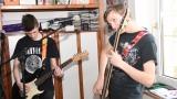 Rozhovor s členy kapely Rocksana (1 / 14)