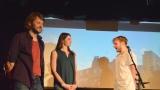 Thom Artway si svým energickým koncertem s premiérou videoklipu All I Know podmanil Malostranskou besedu  v Praze! (21 / 38)