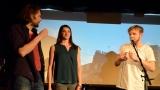 Thom Artway si svým energickým koncertem s premiérou videoklipu All I Know podmanil Malostranskou besedu  v Praze! (21 / 39)