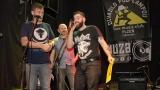 Vítěz 6. kola Múzy 2018 před porotou - kapela Garage Rattlesnakes (64 / 64)