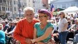 Rozezpívaná sobota na Slavnostech svobody  2018 v Plzni (5 / 148)