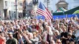 Rozezpívaná sobota na Slavnostech svobody  2018 v Plzni (83 / 148)