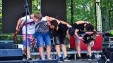 Tradiční třísesterský narozeninový večírek na Braníku nezklamal – kapela letos oslavila 33 let (25 / 57)