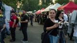 Tradiční třísesterský narozeninový večírek na Braníku nezklamal – kapela letos oslavila 33 let (24 / 169)