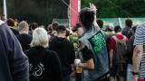 Tradiční třísesterský narozeninový večírek na Braníku nezklamal – kapela letos oslavila 33 let (25 / 169)