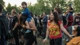Tradiční třísesterský narozeninový večírek na Braníku nezklamal – kapela letos oslavila 33 let (26 / 169)