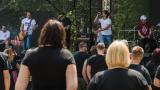 Tradiční třísesterský narozeninový večírek na Braníku nezklamal – kapela letos oslavila 33 let (82 / 169)