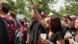 Tradiční třísesterský narozeninový večírek na Braníku nezklamal – kapela letos oslavila 33 let (107 / 169)